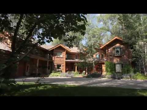 The Bentwood Inn Jackson Hole Wyoming Wedding and Vacation Destination
