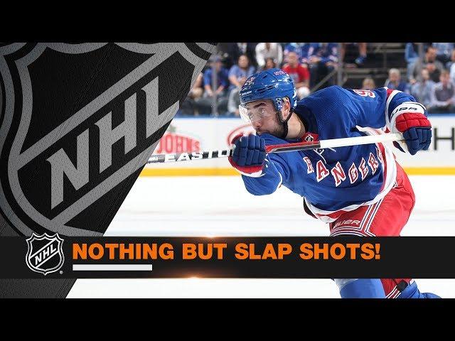 The Best Slap Shot Goals from Week 1