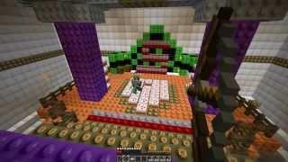 Minecraft мини-игры Lego PVP