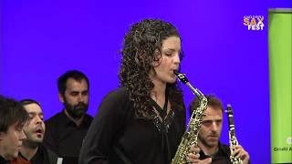 SILVIA SANAGUSTIN – FINAL ROUND – III ANDORRA INTERNATIONAL SAXOPHONE COMPETITION 2016