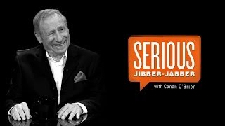Preview: Mel Brooks—Serious Jibber-Jabber with Conan O'Brien