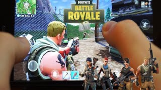 Fortnite Mobile Review For iOS & Android + Invite Codes Giveaway | DansTube.TV