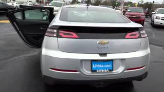 2014 Chevrolet Volt Redding, Eureka, Red Bluff, Chico, Sacramento, CA EU153432