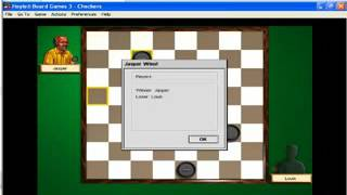 Hoyle Board Games 3 - Checkers