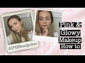 HOW TO: Draping and Wearable Pink Glowy Eyes #FMBEAUTYCLASS
