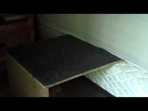 dog-steps-for-bed---homemade