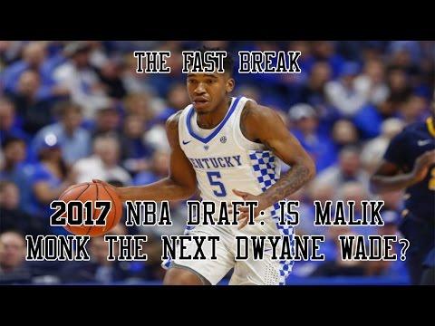 2017 NBA Draft: Is Malik Monk The Next Dwyane Wade?