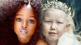 9 Đứa Trẻ Khác Thường Trên Thế Giới