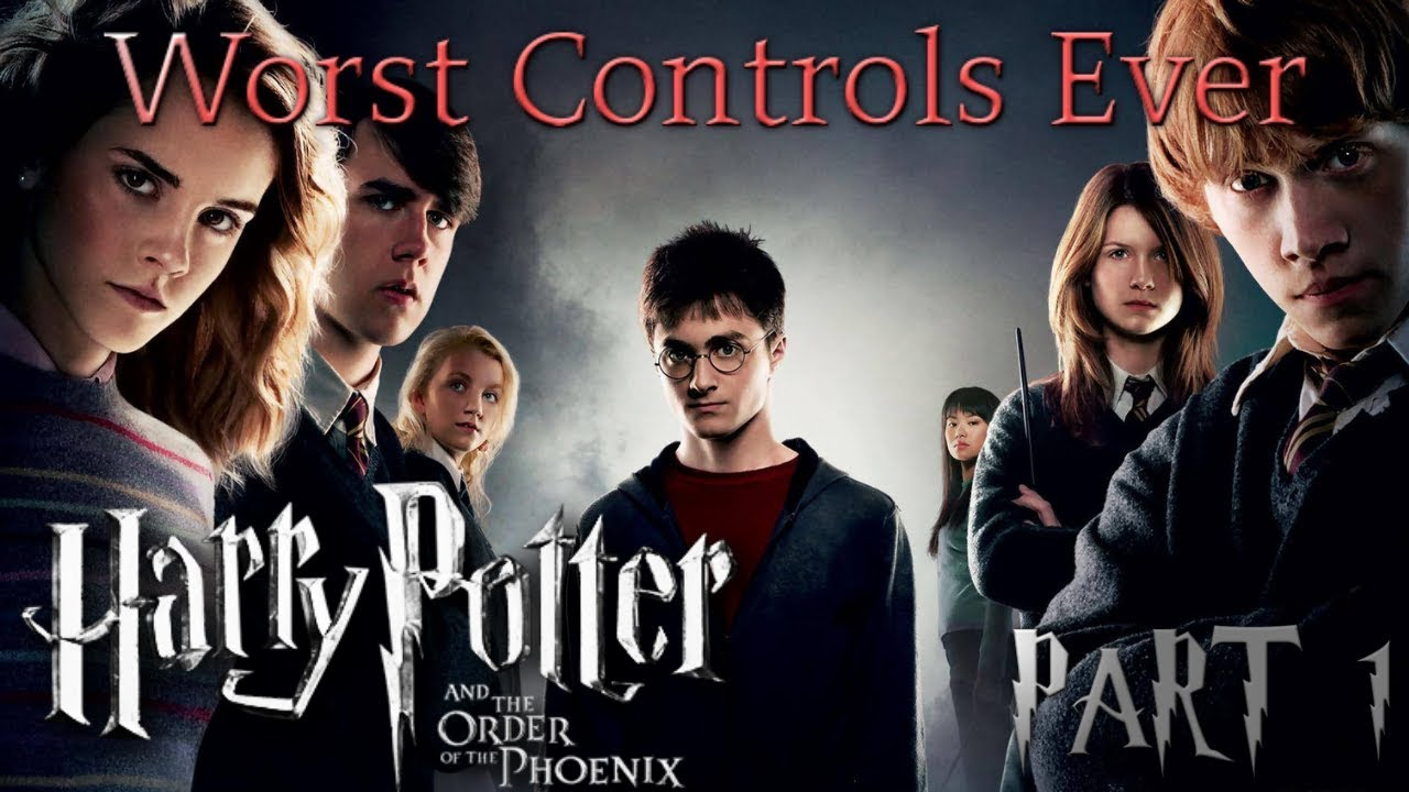 Stream Harry Potter And The Order Of The Phoenix