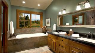 Зеркало в ванной комнате(Видео-блог о дизайне, архитектуре и стиле. Идеи для тех кто обустраивает свой дом, квартиру, дачу, садовый..., 2013-12-17T09:15:02.000Z)