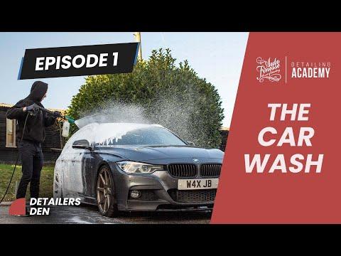 Detailers Den - Episode 1 - The Car Wash