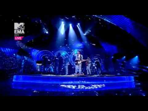 Bruno Mars - Marry You (MTV EMA 2011)