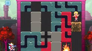 Mighty Switch Force! Hose it Down! Level 4-5