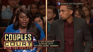 Trans Woman Believes Husband Is Now Only Interested In Cis Women (Full Episode) | Couples Court