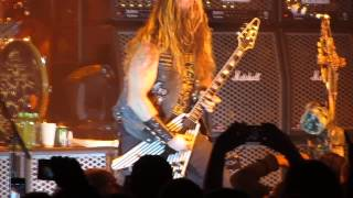 "BLS - ""Damn the Flood"" and Zakk insane guitar solo"