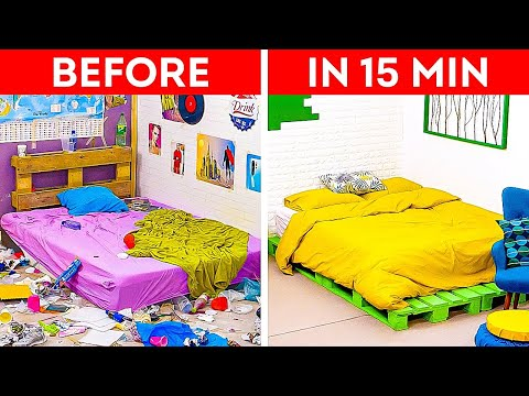 Extreme Bedroom Makeover To Make In No Time