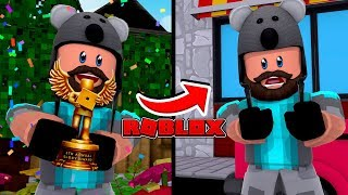 I WON A BLOXY AWARD!!!! | Premios Roblox Bloxy 2019