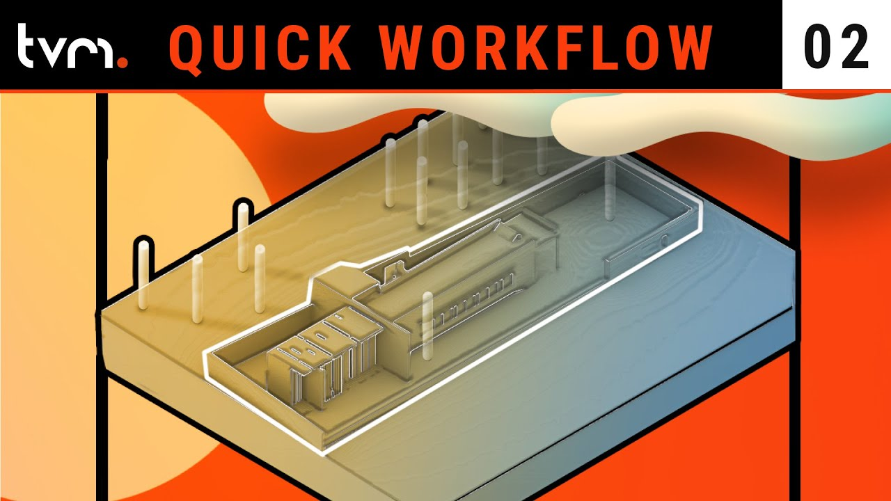 Photoshop | Conceptual Diagram - Workflow 02