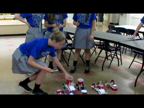 Sphero Chariot Race Accelerated Class