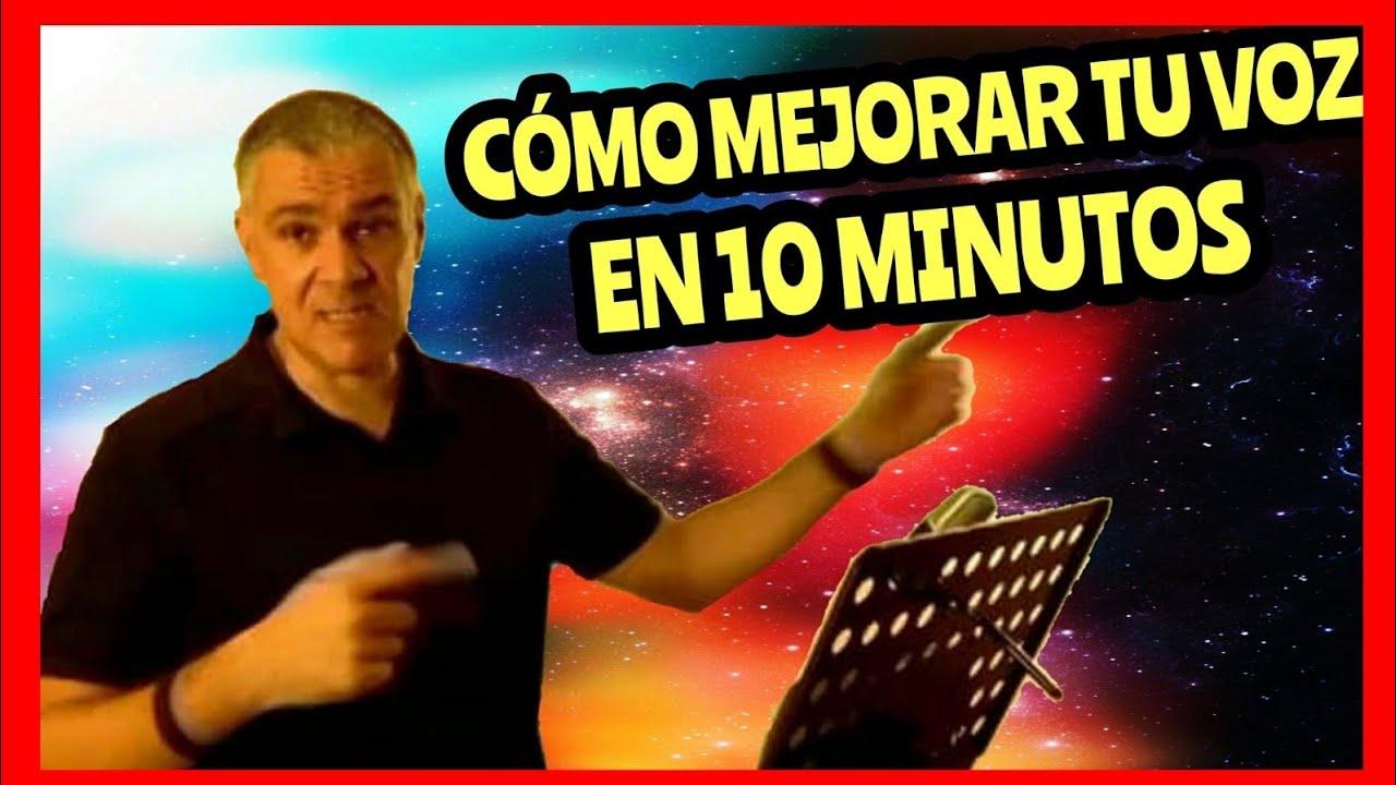 Cómo Mejorar Tu Voz Y La Forma De Hablar En 10 Minutos Y Sin Esfuerzo Youtube