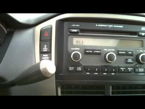 5264 - 2007 Honda Pilot EXL 4x4 Black 89k