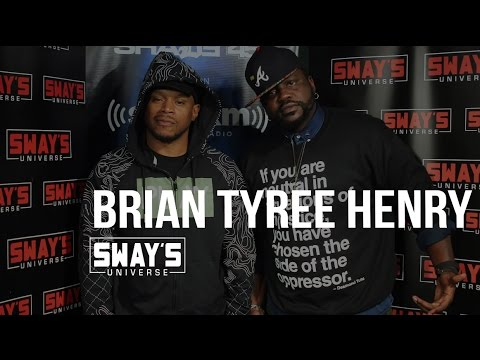 "Paper Boi AKA Brian Tyree Henry Talks ""Atlanta"" on Sway in the Morning"