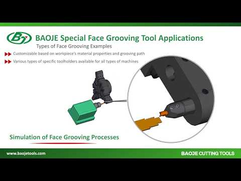 Videos Introduction | Baoje Tools -CNC best choice on