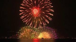 Kiss of Fire 2011諏訪湖祭湖上花火大会 高画質フルHD