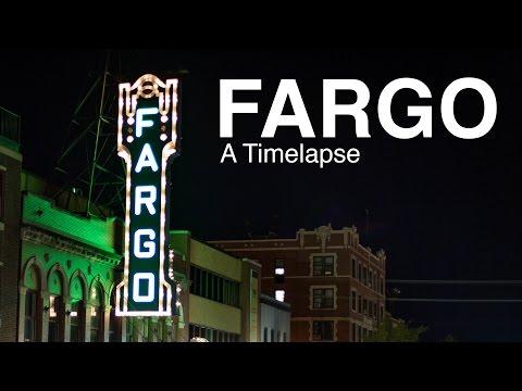 Fargo: A Timelapse