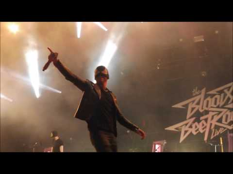 THE BLOODY BEETROOTS LIVE SOLIDAYS PARIS 24/06/2017