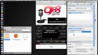 Create simple iPhone radio app