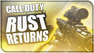 PLAY RUST IN ADVANCED WARFARE! -