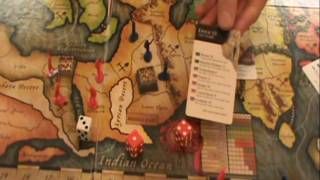 History of the World Board Game Review Part 2
