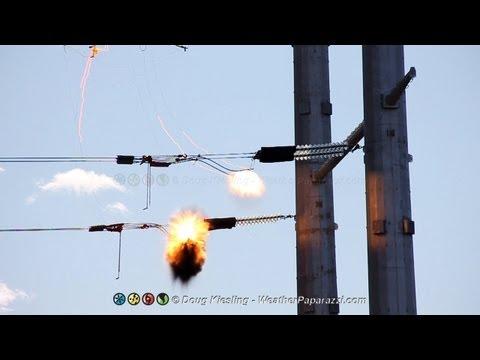 10/28/2011 Excel Energy Power Line Implosion Welding