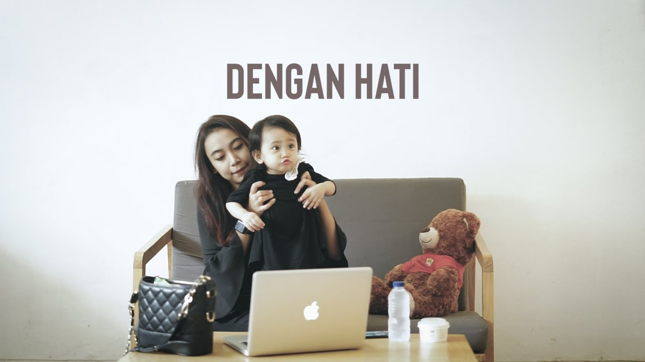 VIBES - Dengan Hati (Official Lyric Video) #1