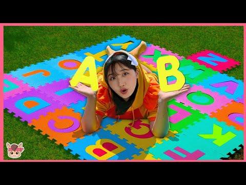 ABC 노래 하며 놀아요! 인기동요 장난감 놀이 ABC Song with Alphabet | +More Nursery Rhymes & Kids Songs