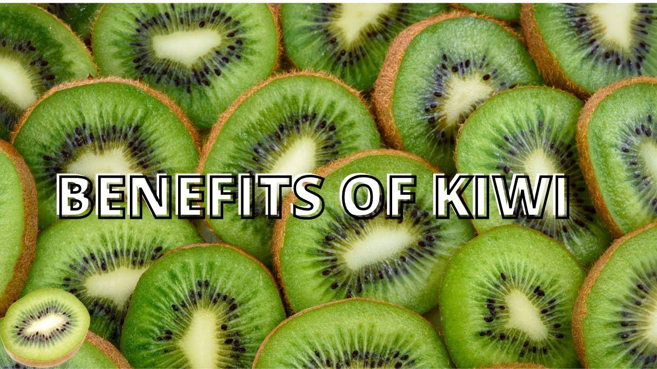 Download BENEFITS OF KIWI   WITH NAVYA SOAM   #myyogasession #fruity #Healthtips