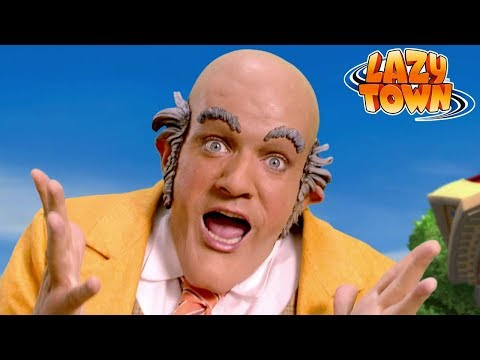 lazy-town- -it's-fun-being-the-mayor- -lazy-town-songs-for-kids