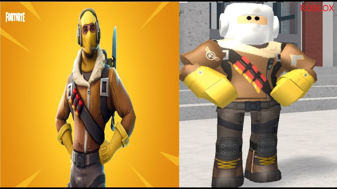 roblosx how to be raptor from fortnite in  roblox