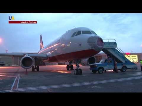 Ukrainian Pilot Saves Plane from Crash Landing