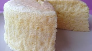 How To Make A Japanese Cotton Cheesecake - Recipe