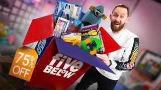 Unboxing Cheap vs Expensive Products from Five Below!
