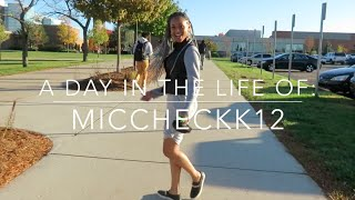 Vlog #3: A (College) Day in the Life