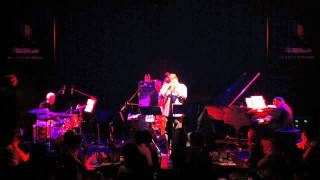 Club Billboard Live Osaka, Japan August 9 2011 Dave Matthews, leade...