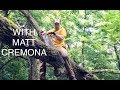 DIY Wood Collection, Storage, and Drying Featuring Matt Cremona
