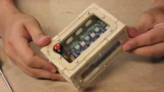 Shapeoko 2: Electronics Box Assembly