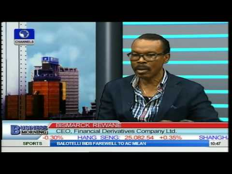 Business Morning: Ebola Virus, Making Economic Sense Of Scar