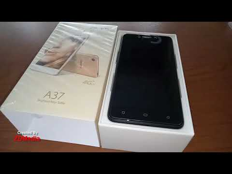 Unboxing and Review Oppo A37 / Neo 9 Black