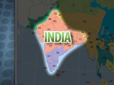 Monsoon Asia: Language