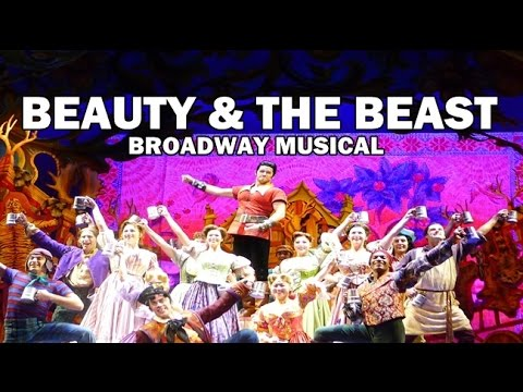 BEAUTY & THE BEAST BROADWAY MUSICAL PRESS/MEDIA PREVIEW ❤ TheWickeRmoss